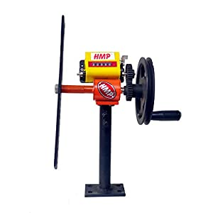 Buy HMP Coil Winding Machine Manual Hand Operated Motor Coil Winding Machine 2021