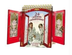 24 Advents-Geheimnisse: Tisch-Adventskalender
