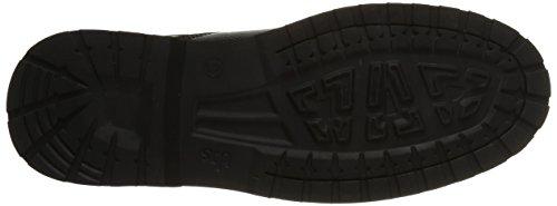 TBS Qintin - Zapatillas Hombre Negro (1854 noir/marron)
