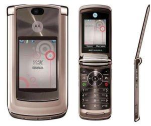 Motorola V9 Razr2 Special Rose Gold Edition Unlocked 3G G...