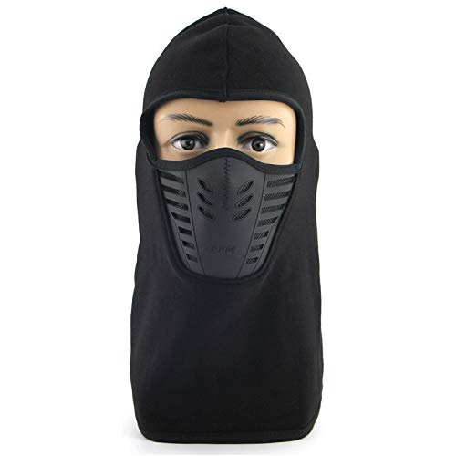 KaruSale Full Face Mask Motorcycle Windproof Balaclava Ski Anti Dust Outdoor Winter Sport