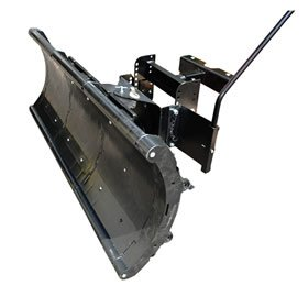 Nordic (49'') Snow Plow For Cub Cadet RZT Mowers With Steering Wheel - NAP-CCRZT by Nordic Auto Plow LLC