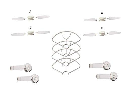 Yuneec Breeze Essential Parts Kit (Breeze Blades)