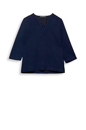 Collection Navy Blouse 117eo1f004 Femme ESPRIT 400 Bleu vdqw0vPC