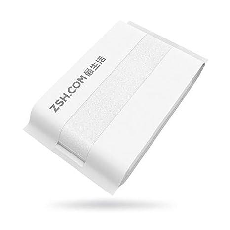 Nowakk Xiaomi ZSH Toalla de baño Polyegiene Toalla antibacteriana Toalla Suave Altamente Absorbente para el Cuerpo con un Paquete Sellado Saludable: ...