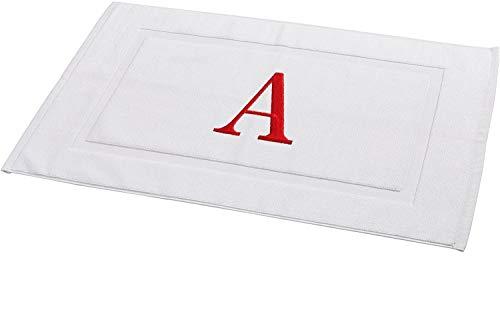 Personalized Bath Mat | Monogram Bath Mat | 20x30 Inches (50x75 CM)