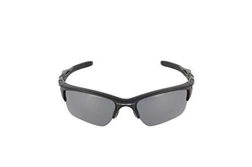 70c50bfa4c84c Oakley Mens Half Jacket 2.0 XL OO9154-01 Iridium Sunglasses ...