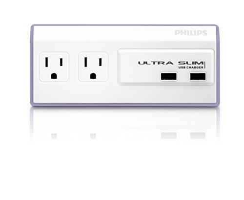 Philips Ultra Slim Multiple Outlet