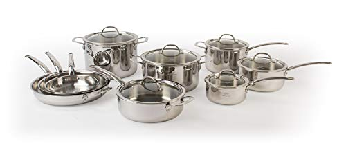l 12265 cookware set stainless