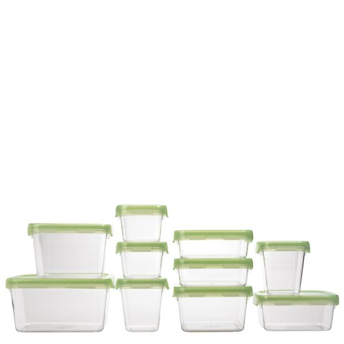 OXO Grips 20 Piece LockTop Container