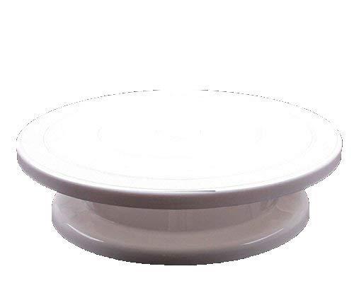 (Yingwei Cake Swivel Plate Revolving Cake Sugarcraft Turntable Decoration Stand Platform Turntable Baking Tools)