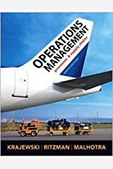 Operations Management 9th (nineth) edition Text Only Hardcover