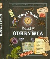 Boys Book Maly odkrywca