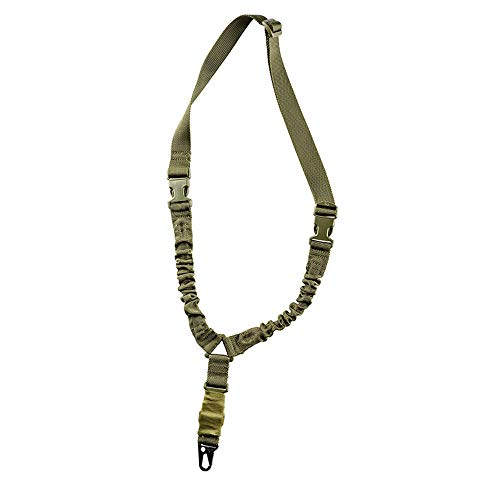 Bluelliant Tactical Rope Sling, Multi-Function Rope Safety Mountaineering Rope Adjustable Sling Strap for Ourdoor Hunting Activities
