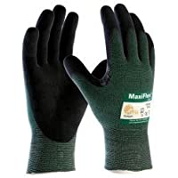 3 Pack 34-874 MaxiFlex Ultimate Nitrile Grip Work Gloves Sizes S-XL (Small) by Maxiflex