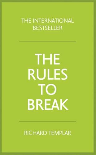 Rules to Break, 3rd ed.