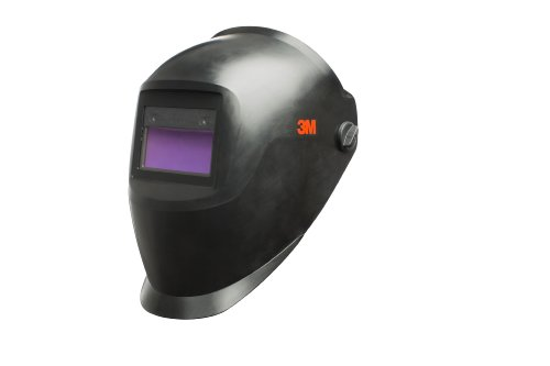 3M Welding Helmet 10 with Auto-Darkening Filter 10V, Welding Safety 101121, Shades 10-12 by 3M Personal Protective Equipment