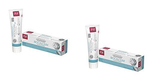 Splat Professional Remineralizing Biocalcium Bio-Active Toothpaste [Pack of 2] by Splat