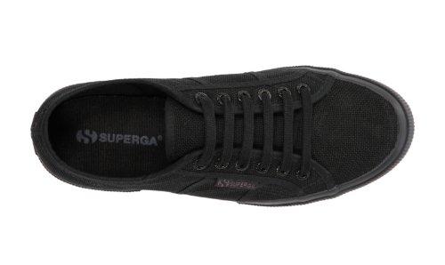 scarpe di separazione 20af3 ab4bd Superga 2750 Cotu Classic - Total Black EU 47 - UK 12