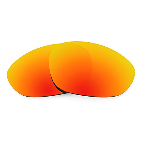 Revant Lenses for Oakley X-Metal XX Polarized Fire Red