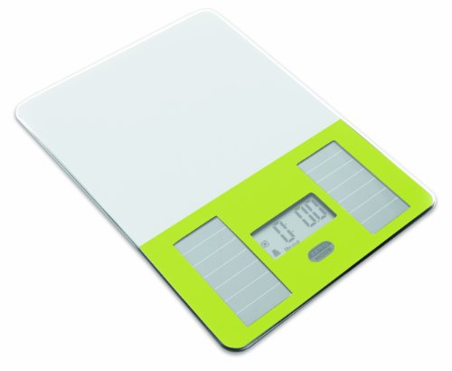 IBILI 734400 SOLAR DIGITAL KITCHEN SCALE by Ibili