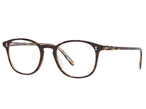 Oliver Peoples - Finley Vintage - 5397U 49 1666 - Eyeglasses (362 / Horn, ()