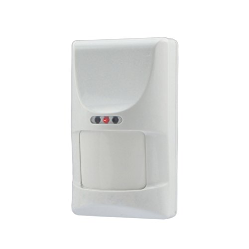 (Dual - Tech PIR and Microwave Indoor Alarm Motion Sensor with Pet Immunity)