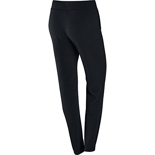 Grigio Pant Donna Colore Loose Flc Nsw pantalone Da Black Nike black W white zxZEqfwpZS