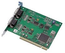 Advantech PCI-1601A-AE Interface Card 2-Port RS-422//485 PCI Comm Card