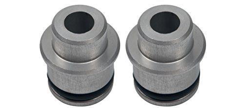 Mavic 12 to 9mm Quick Release Axle Adapters Silver, One Size by Mavic