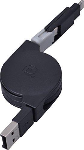 seiwa-reel-cable-ul-lightning-tyco-reel-max09m-black-al630