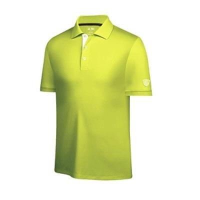 Vert - Jaune pale XXL adidas - Polo - Homme