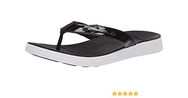 a4cf4428fbc Amazon.com  Sperry Women s Adriatic Thong Skip Lace Leather  Shoes