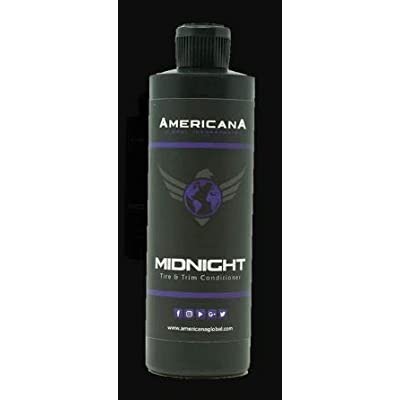 Americana Global Midnight Tire & Trim Conditioner: Automotive