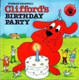 Clifford's Birthday Party, Norman Bridwell, 0590617338