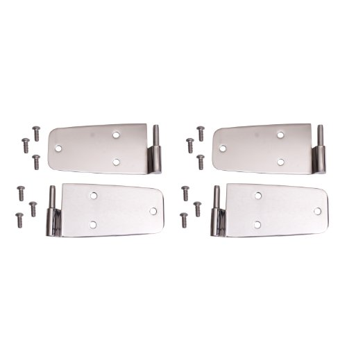 Rugged 11113.01 Stainless Door Hinge