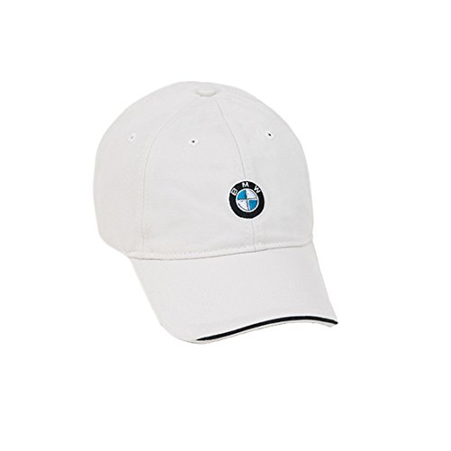 BMW Recycled Brushed Twill Cap Stone
