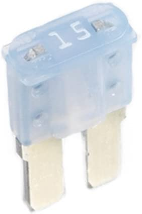 MIC2020.VP Littelfuse MICRO2 Yellow 32V 20 Amp Blade Fuse, Pack of 5