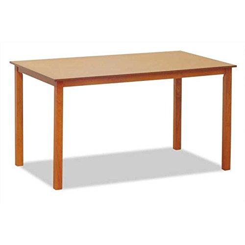 Muebles Baratos Mesa de Comedor Color Cerezo Rectangular ...