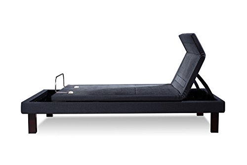 ~ New Lumbar Support ~ King or Cal King Adjustable Bed Base vs Tempurpedic Premiere (Queen)
