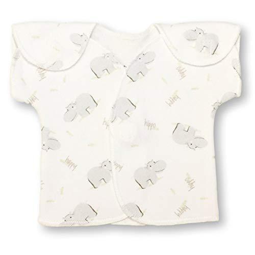 UniqueKidz | Preemie Boy Clothing by Itty Bitty Baby | NICU Tshirts - Grey -