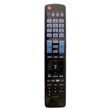 UniLink (TM) Universal Remote Control Fit for 99% LG LED LCD TV Replacement for AKB72914207 AKB72915238 AKB72915206, AKB73275675