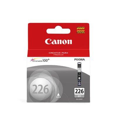 Canon CLI 226 - Ink tank - 1 x gray - for PIXMA iP4920, MG5120, MG6120, MG6220, MG8120, MG8220 - (Canon Mg8120 Ink Cartridges)