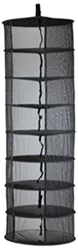 Grower's Edge Dry Rack Partially Enclosed - 2 ft by Grower's Edge by Grower's Edge