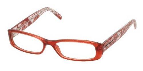 DOLCE&GABBANA D&G DG Eyeglasses DG 3063M RED 1893 ()