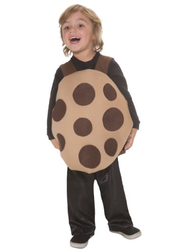 Chips Costume (Fun Costumes unisex-child Toddler Chocolate Chip Cookie Costume 4T)