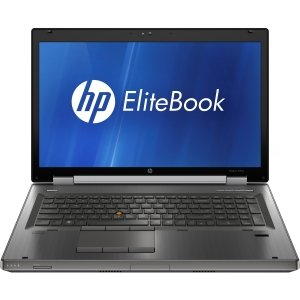 HP EliteBook 8760w H3A96UP 17.3