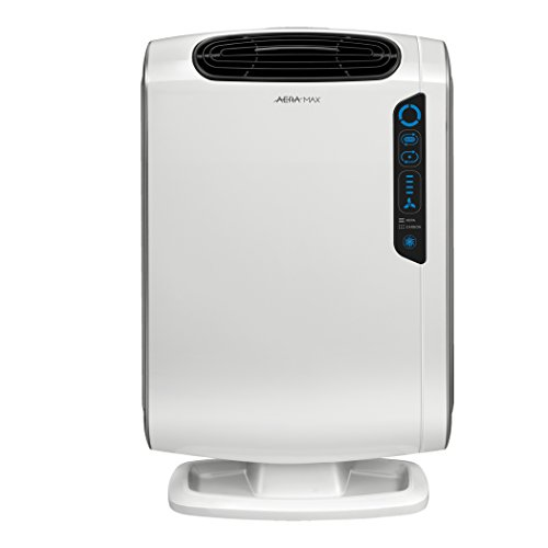 Fellowes 9320401 AeraMax 200 Air Purifier for Allergies, Asthma and Flu with True HEPA Filter and 4-Stage Purification