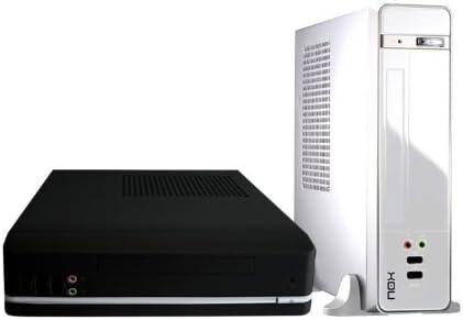 HTPC Mini ITX NOX FANTASTIC Blanca 160w: Amazon.es: Electrónica