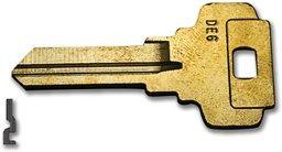 Key Blanks For Dexter De6 - (Dexter Key)